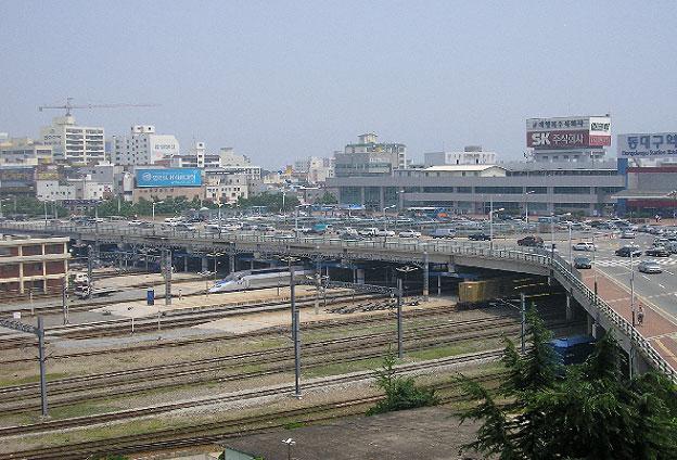 동대구역고가교 보수·보강공사 완료