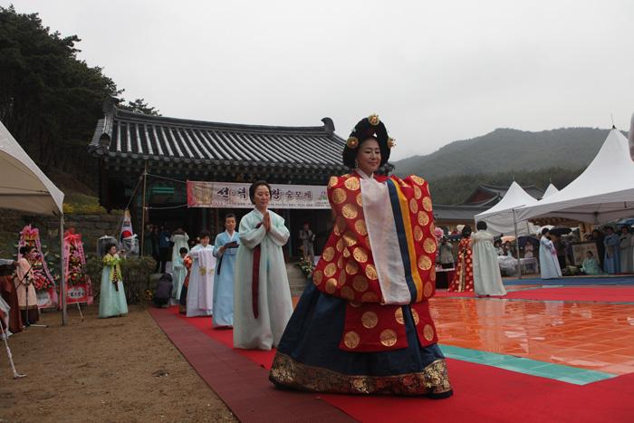 10.4.28 부인사 선덕여왕 숭모제(1)