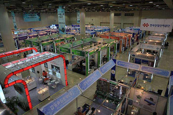 13.11.22 대구국제기기산업대전 로봇산업전