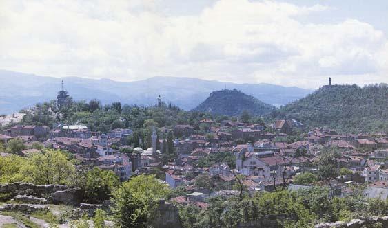 자매도시 불가리아