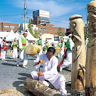 대구의 가을문화축제-봉산미술제