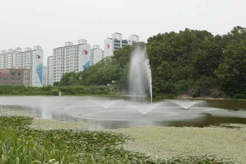 북구 운암지 수변공원 4