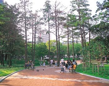 국채보상공원