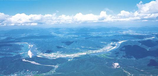 낙동강 파노라마