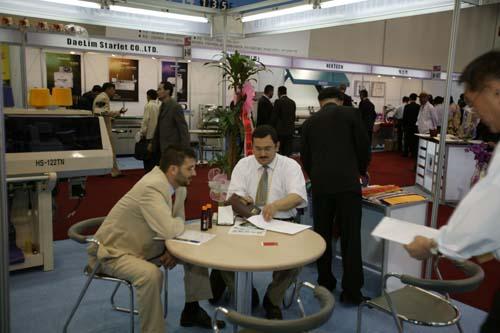 국제섬유기계박람회 4