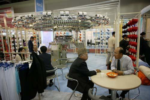 국제섬유기계박람회 8