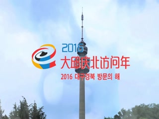 「2016 대구·경북 방문의 해(大邱·庆北访问年)」 홍보영상 (中国语言)