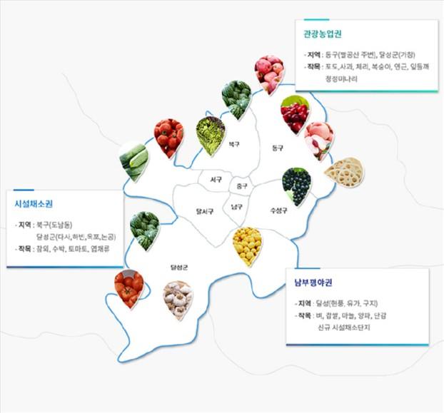 18.7.2. 대구시 농업현황