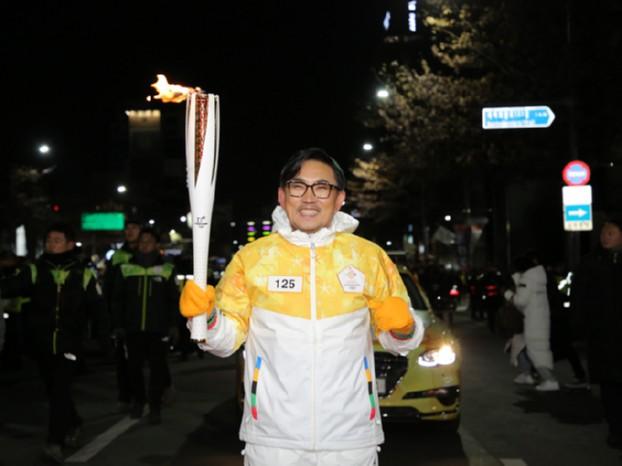17.12.29~31 평창동계올림픽 성화봉송