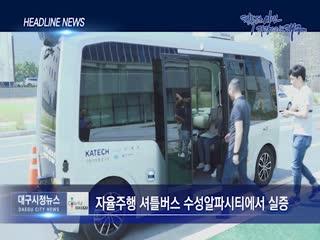 시정영상뉴스 제62호(2019-08-23)