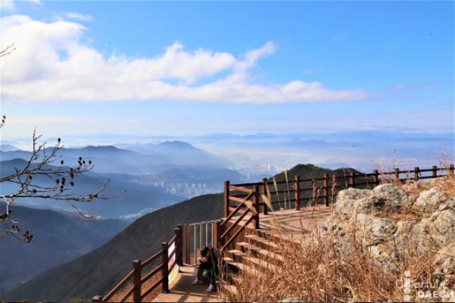 대구의 산을 즐기는 다양한 방법! #앞산 #비슬산