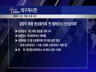 설맞이 특별 영상음악회 '빈 필하모닉 신년음악회'
