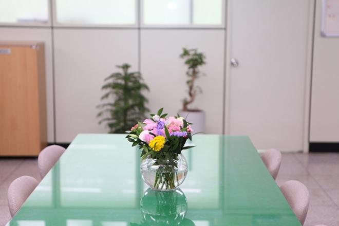 대구도시철도, 꽃과 함께 코로나 심리방역