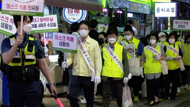 '코로나 블루' 확 날려줄, 동대구역광장 버스킹 캠페인