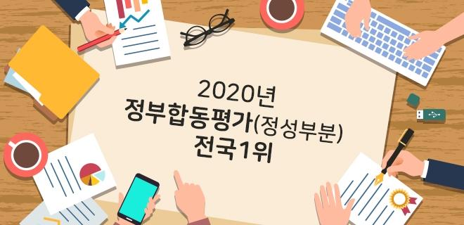 대구시, 2020년 정부합동평가(정성부분) 전국1위 달성