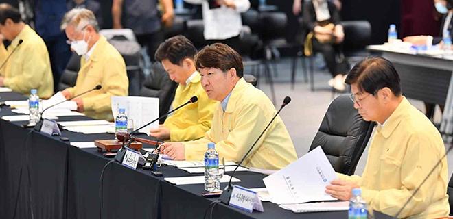 권영진 회장, 대한민국시도지사협의회 회장으로서 마지막 총회 개최