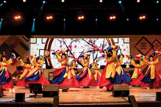 동아시아보자기페스티벌(2020대구화보 p54)