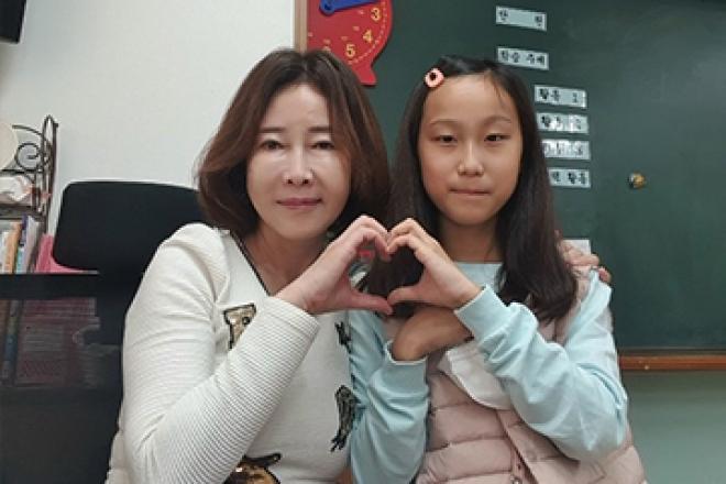[학교] 사랑이 넘치는 우리 반 선생님을 소개합니다.