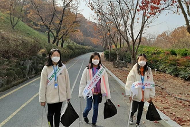 [환경] 환경과 건강 둘다 지키는 줍킹