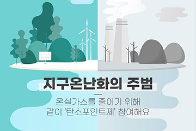 환경을 사랑하고 실천하는 대구시의 탄소포인트제 알아보기