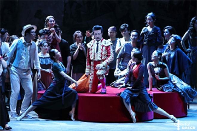 대구 오페라하우스, 4월은 오페라 〈카르멘〉과 함께