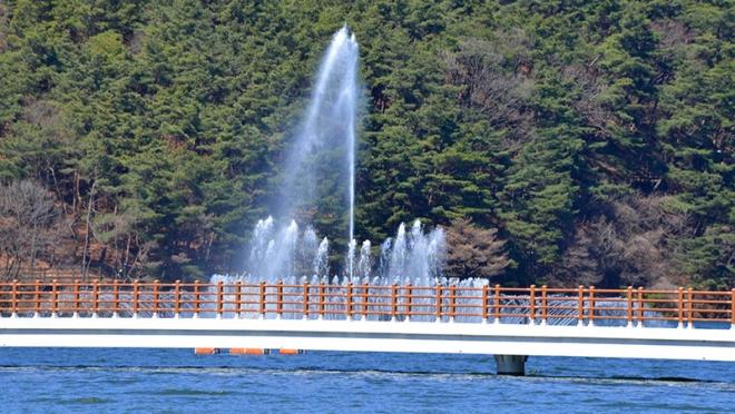 시원하고 쾌적한 여름맞이를 위한 수경시설 가동 시작
