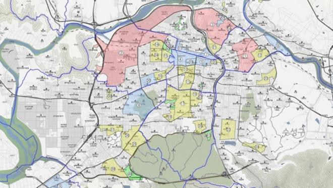 도시재생 뉴딜사업과 인정 사업 3개소 소개