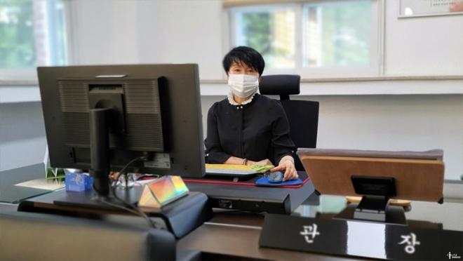 따뜻함과 배려가 있는 대구광역시립 수성도서관의 조정희 관장님 인터뷰