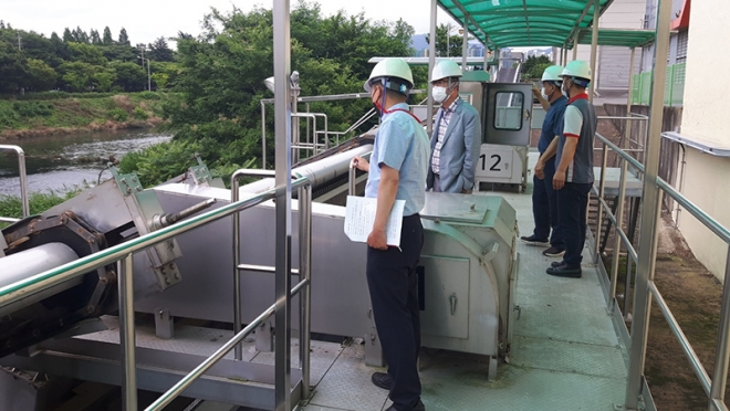 대구시, 집중호우 대비 배수펌프장 일제점검 및 가동훈련 실시