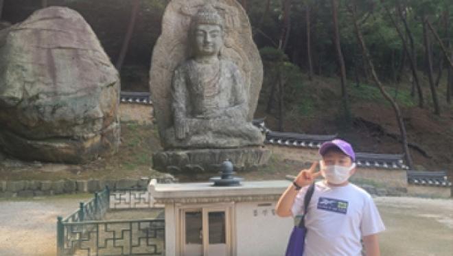 [역사/유적지] 경주 남산 미륵곡 석불 좌상에 가다!