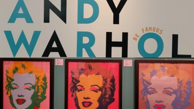 [박물관/미술관] 앤디 워홀(andywarhol)의 팝아트 작품을 감상하였습니다.