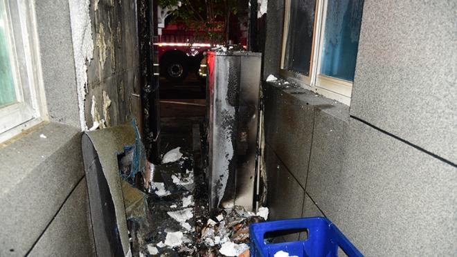 대구소방, 폭염에 장시간 에어컨 사용 '실외기 화재 주의'