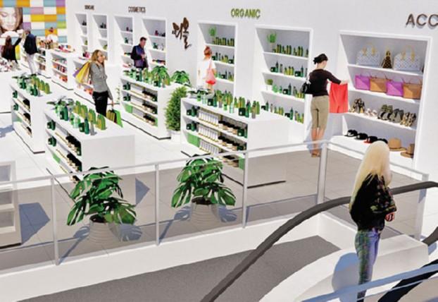 서문시장에 외국인 쇼핑편의 위한 사후면세점 개설!