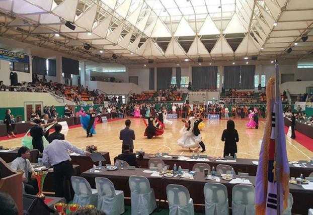 전국 최고 춤꾼들 대구로 온다! 전국 댄스스포츠 대회 개최
