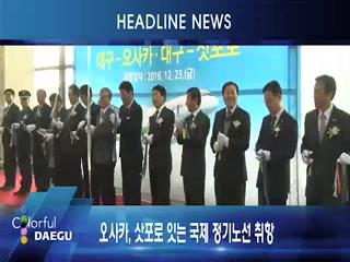 시정영상뉴스 제99호(2016-12-27)