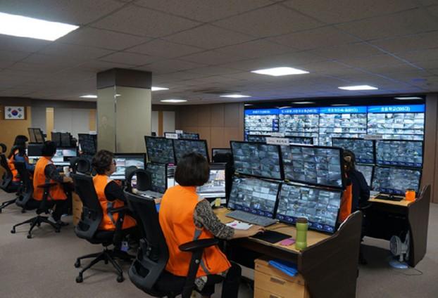 긴~ 추석연휴 CCTV가 시민안전을 지킨다