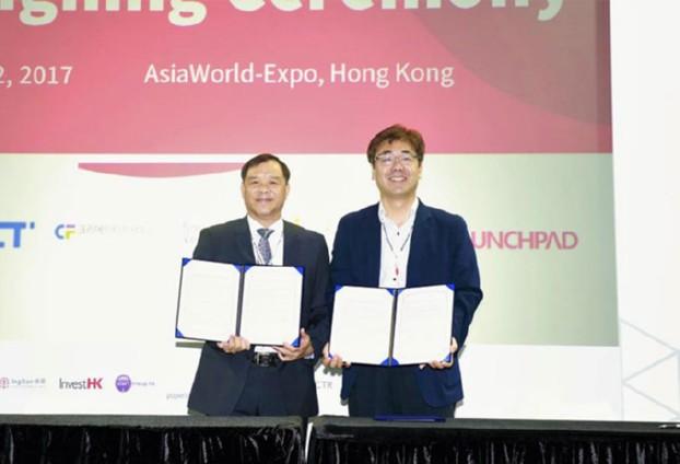 경북대학교-글로벌소시스, 중소기업 해외시장 진출을 지원하기 위한 업무협약(MOU) 체결