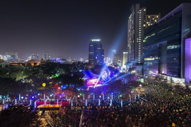 성화봉송과 연계한「2017 제야의 타종」대구를 넘어 전국민과 함께하는 축제로 개최!