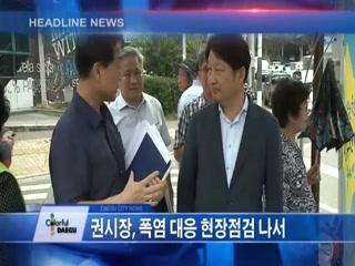 시정영상뉴스 제57호(2017-07-25)