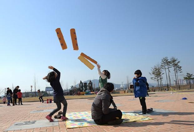 국립대구과학관 설맞이 민속놀이 과학체험 한마당 개최
