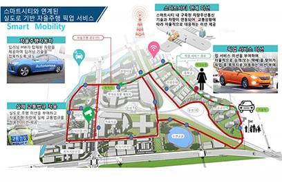 수성알파시티 실제도로에서 자율차 경진대회 열린다 !