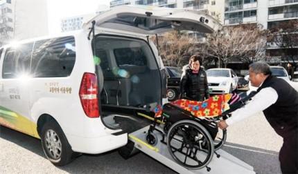 대구시설공단, '나드리콜' 장애인의 날 무료 운행