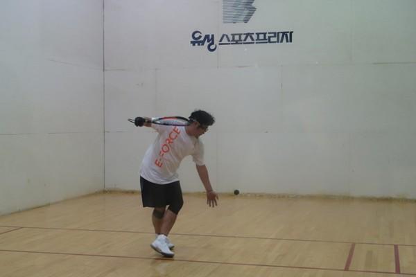 제13회 대구시장기 라켓볼 대회의 열정에 빠지다!