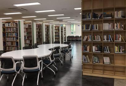 대구시립 두류도서관, 내부 전면 개조로 재탄생
