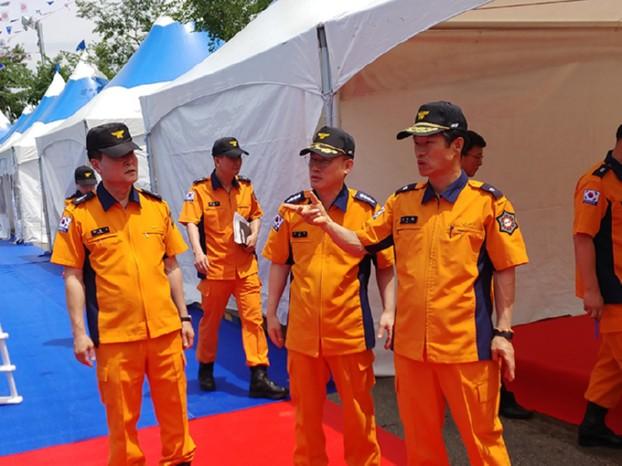 신천물놀이장 개장 대비 사전 안전점검