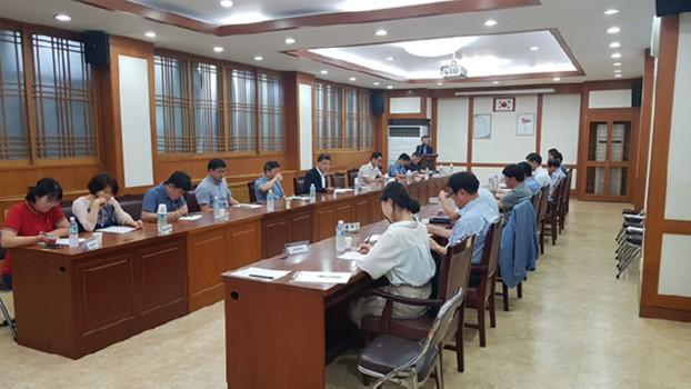 대구시, 폭염대응 수목관리 긴급 대책회의 개최