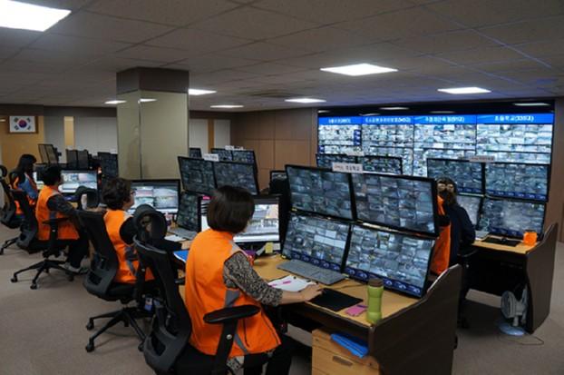 추석연휴 안전은 그물망 CCTV 관제로 지켜드립니다