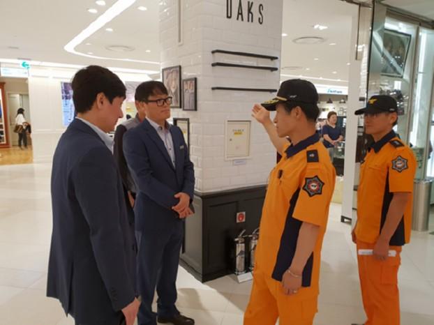 대구소방, 추석연휴 대비 현장 확인점검