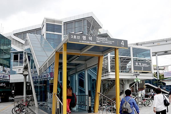 2018 대구도시철도 스탬프투어 :: 지하철 타고 떠나는 대구여행♬ - 대중교통으로 대구 여행하기/대구 가볼만한 곳