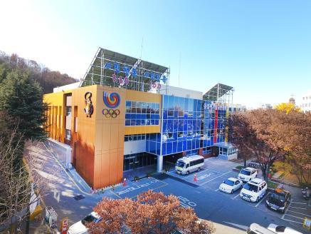 올림픽기념국민생활관, 구조물 보수보강 공사에 따른 휴장